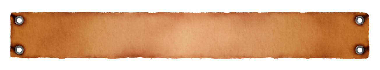Background in orange and brown with opening on corners