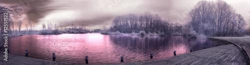 Panorama infrarosso
