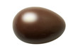 Isolated- chocolate egg (k. surprise)