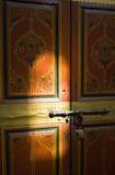 Malované dveře světelně hraní
