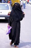 muslim lady poster