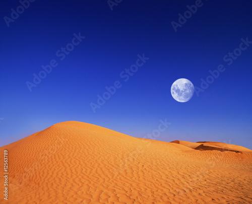 Nachty w der Wüste