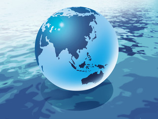 水の惑星/地球