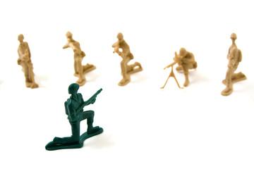 Stubborn Concept - Plastic Army Men