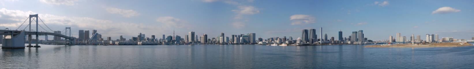 東京湾パノラマ