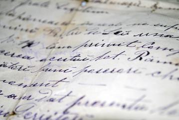 Hand Written Letter