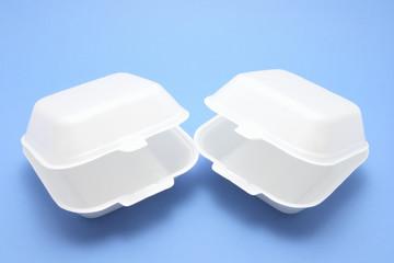 Polystyrene Food Boxes