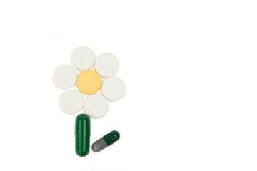 Tablets flower