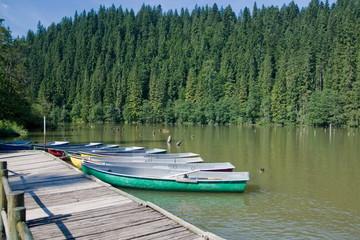 Lacul Rosu (Red Lake), Harghita,Romania