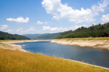 Reservoir Vidra View