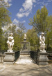 amazing colours - spanish park in summer, aranjuez