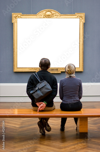 Bild einer Ausstellung
