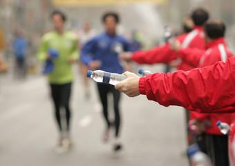 Maraton Avituallamiento