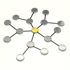 Verbindung - Stern - 2