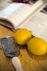 Recipe and Lemons