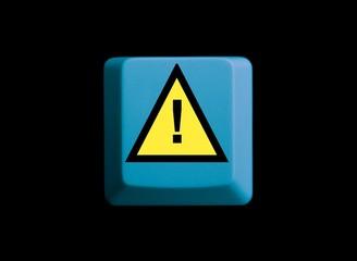 Achtung! Computer Warnung