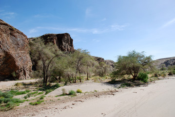 Kuiseb Canyon bei Solitaire . Namibia