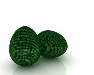 Binary eggs