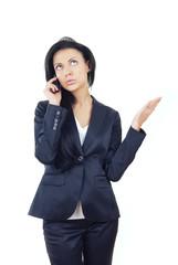 Cell phone talker