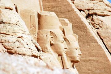 Abou simbel, Egypte