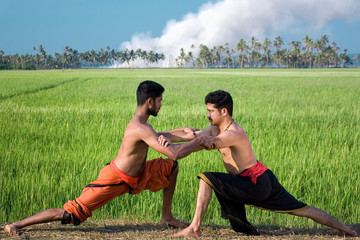 Kalari, indian martial art