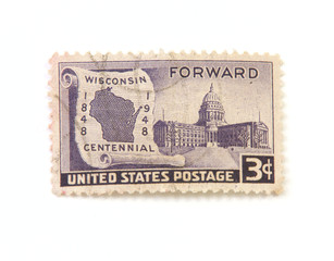 A darker version of their 100th anniversary of statehood.