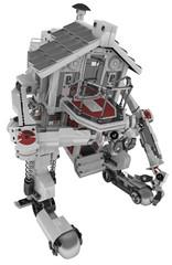 Robotic House, Kneeling