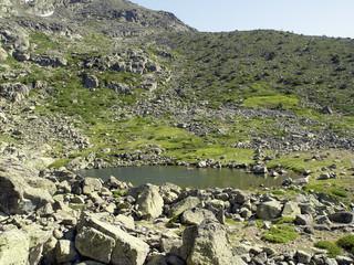 Laguna Grande de Peñalara, España