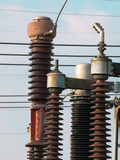 Electrical  Insulators poster