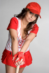 Mexican Baseball Player