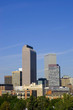 Denver Colorado Skyline
