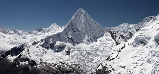 Summit pyramid panorama