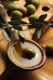 Fototapety Olio d oliva