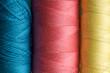 bobine di filo da cucito