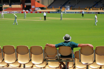 Cricket Spectator