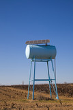 Ecological irrigation tank poster