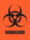 Fototapety Biohazard