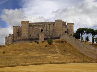 Castillo de Belmonte, Cuenca, España