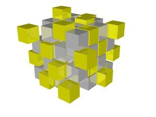 Cube 3D