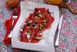 Prosciutto di San Daniele con verdure - Antipasti - Friuli