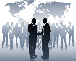 Internationale Geschäfte