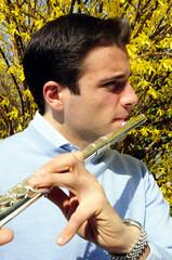 Il suonatore di flauto