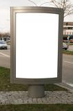 Banner, Werbung, Tafel, Strasse, Anzeige poster