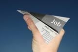 Job, career poster