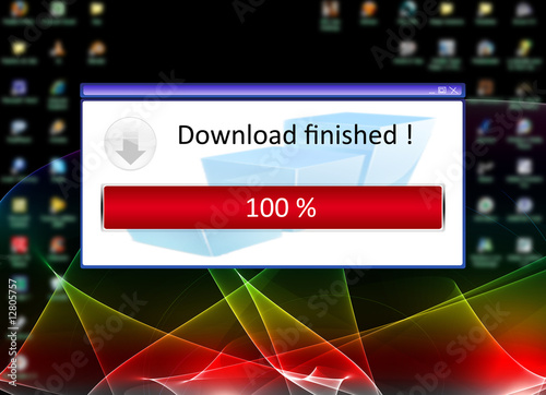 Download finished !
