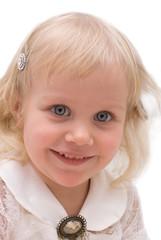 Little beautiful girl