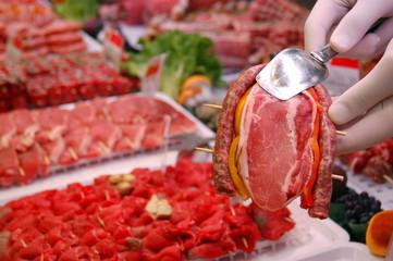 Bancone della carne
