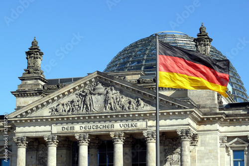 Reichstagsgebäude - 12818720