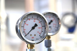 Two industrial barometers