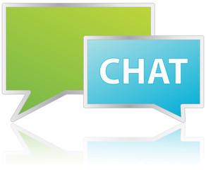 Chat Communication Bubble Icons